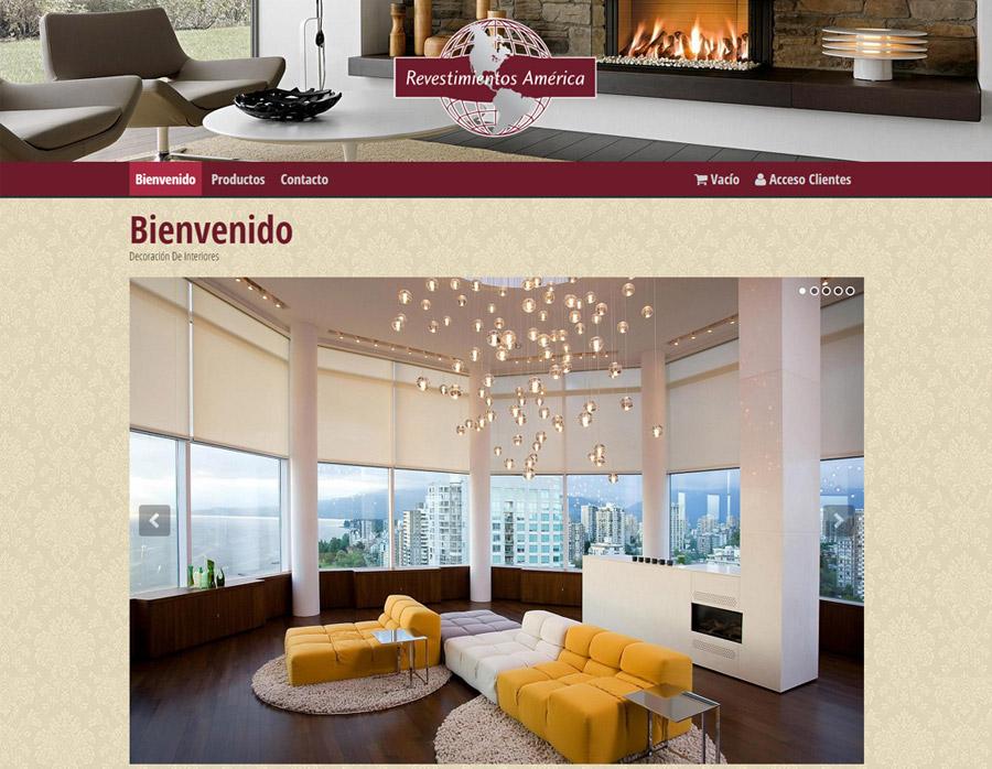 Paginas web de decoracion de interiores agencia diseo - Paginas decoracion interiores ...
